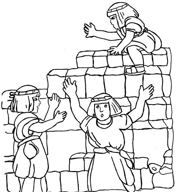 Yahwehs Children Lesson 5 The Tower of Babel