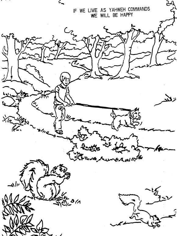 hagar and ishmael coloring pages - photo#25